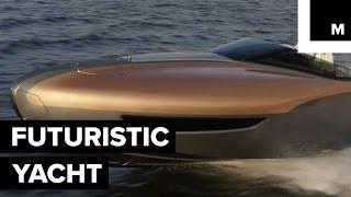 Luxury superyacht