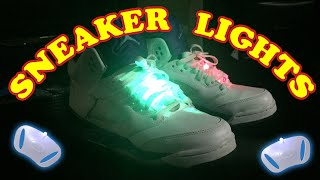 Light Up Your Sneakers with Sneaker Lights