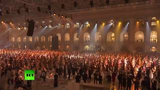 Kremlin Cadet Ball: Fairy tale chance to experience grandeur of Russia's traditions