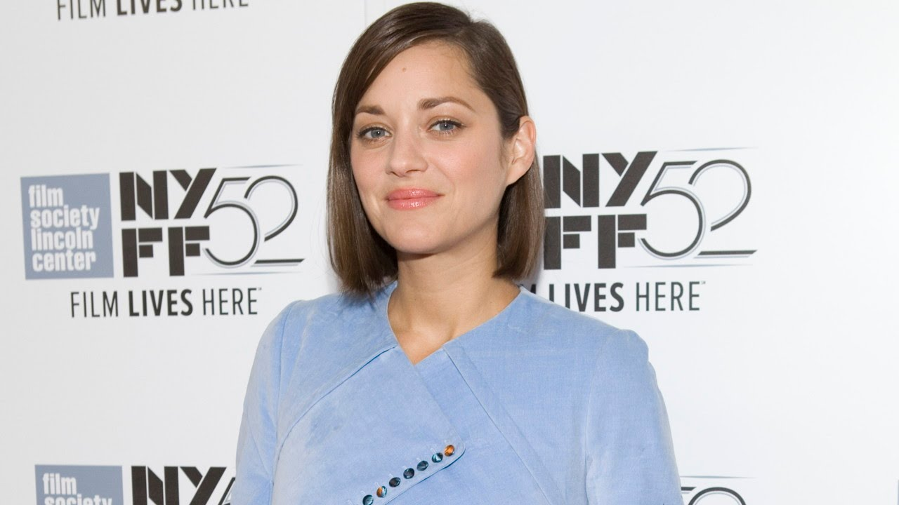 "NYFF52 ""Two Days, One Night"" Red Carpet 