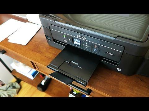 Review: Epson Expression ET-2550 EcoTank Printer