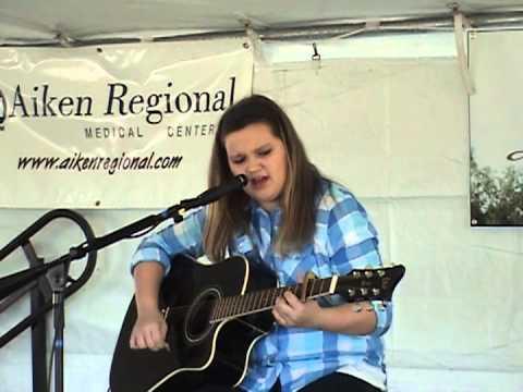 Allison Skipper performs Boondocks