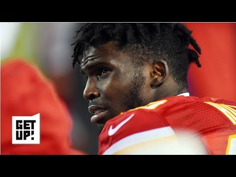 Tyreek Hill barred from Chiefs activities in wake of audio | Get Up!