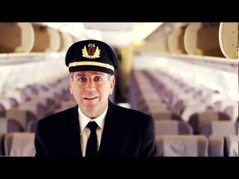 Qantas Pilots Behind the Scenes - A Short Film
