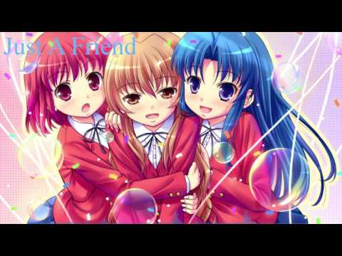 Christian Nightcore - Just A Friend