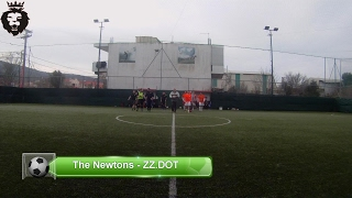The Newtons vs  ZZ DOT