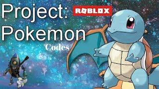 Roblox Project Pokemon) Augest 2017 Codes