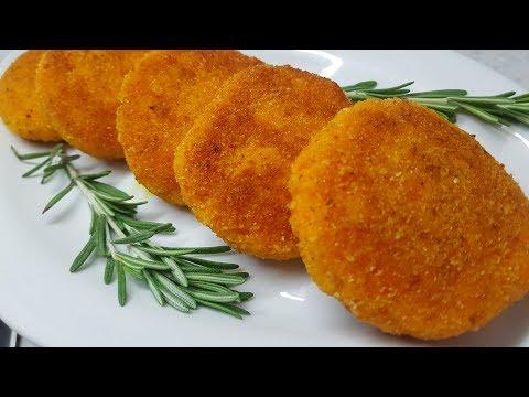 Как готовить котлеты из моркови