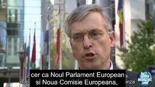 LEGEA DUMINICALA - MAI 2019 -  PROPUSA IN PARLAMENTUL EUROPEAN.