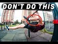 THE WORST EXERCISE FOR FRONT LEVER!