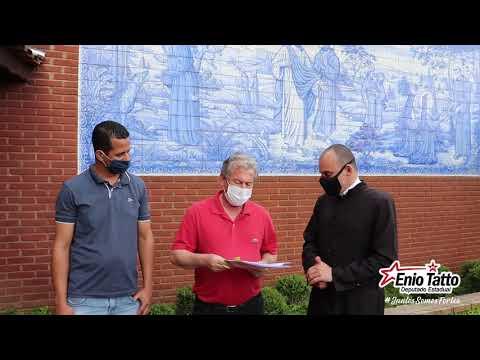 PARÓQUIA SÃO FRANCISCO DE ASSIS RECEBERÁ VEÍCULO PARA TRABALHO SOCIAL COM IDOSOS (AS)