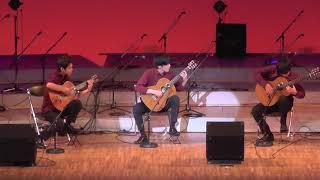 2017 九大ギターアンサンブル部 定期演奏会 オムニバスステージ.