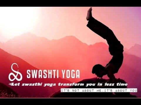 Yoga Class in Doha ! Swasthi Yoga Studio  Doha
