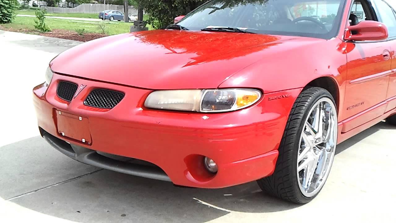 99 Pontiac Grand Prix GT On 22s W Sounds