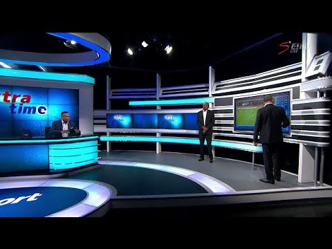Extra Time - WC Qualifier, South Africa vs Senegal discussion