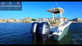 CAPE HARBOR MARINE KEY WEST BOATS 244 CC BLUERUNNER