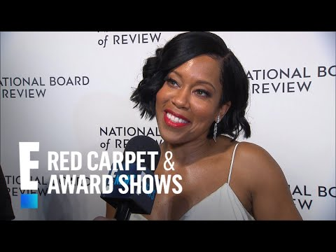 Regina King Reveals the Best Part of the Golden Globes | E! Red Carpet & Award Shows Mp3