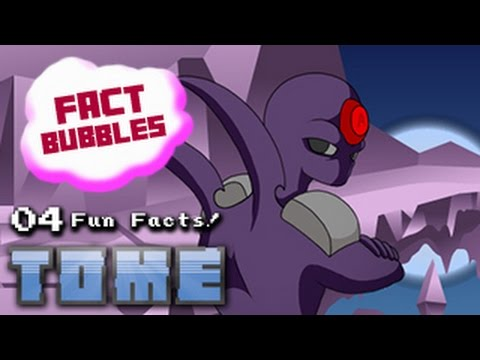 Fact Bubble Special! - TOME Ep.04: Fraggedquest