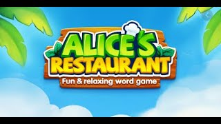 New Games Like Alice's Restaurant - Fun & Relaxing Word Game Recommendations