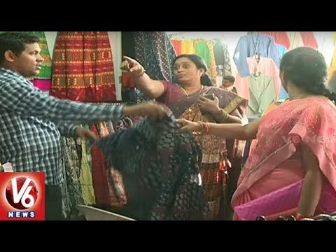 Golkonda Handicrafts Textiles Exhibition Ends On Grand Note