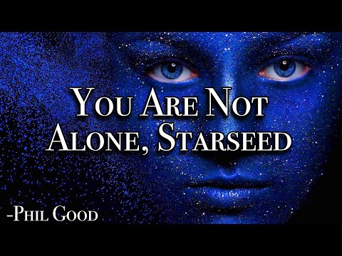 Phil Good - You Are Not Alone, Starseed (Live)