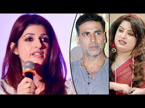 Twinkle Khanna Speaks Up On Row Between Mallika And Akshay | Bollywood Buzz