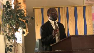 Jermaine Reid- clip from education prayer breakfast