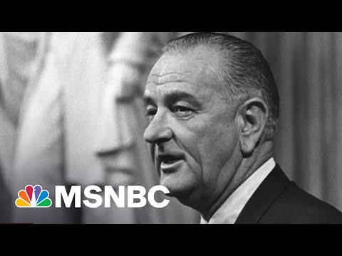 Doris Kearns Goodwin: LBJ Signing Of Voting Rights Act An 'Emotional Moment'