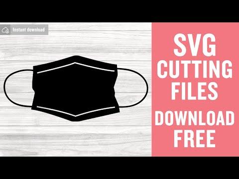 Protective Mask Svg Free Quarantined Svg Medical Mask Svg Instant Download Silhouette Cameo Free Vector Files Mask Svg Png 0500 Freesvgplanet