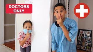 Doctor Kids Hide and Seek (Part 2)