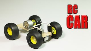 How To Make A Simple RC Car That Goes In All Directions thumbnail