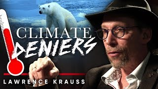 LAWRENCE KRAUSS - CLIMATE DENIERS: Why Are Kids The Future Of The Planet | London Real