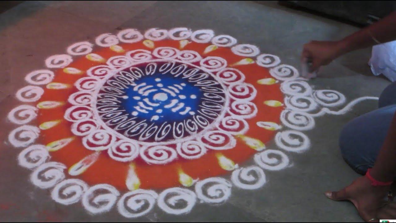 Sanskar Bharti Rangoli Design   संस्कार भारती ... for Sanskar Bharati Rangoli Designs Blog  173lyp