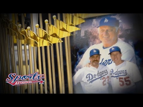 Sports Authentics with Tommy Lasorda, Kirk Gibson and Orel Hershiser