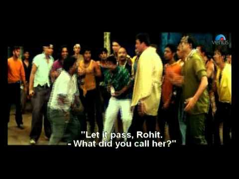 Sanjay Dutt (Boxer bhai) shoots his own aide_Hathyar