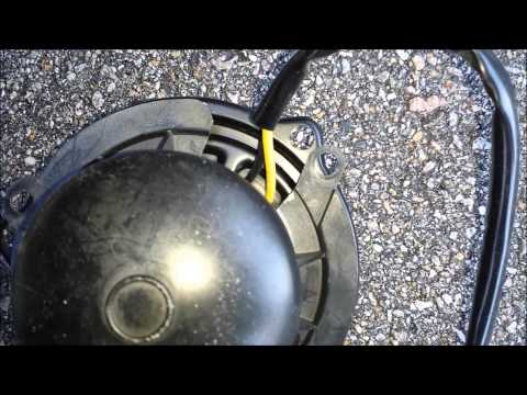 Blower motor replacement 2001 dodge ram 1500 youtube for Dodge ram blower motor not working