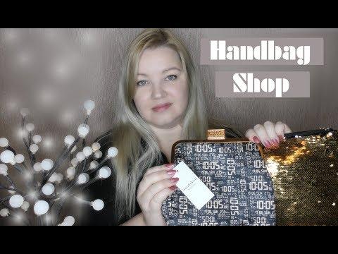 Pirita´s Handbag Shop | ASMR Roleplay in english