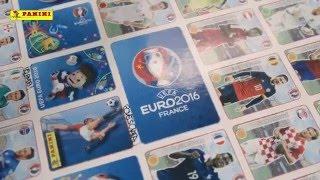 Panini Euro 2016 Produktion Modena Italien