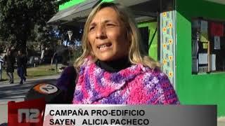 CAMPAÑA DEL LADRILLO PARA SAYEN