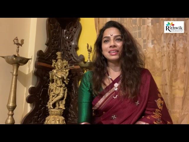 Journey of Melange Monsoon Magic |  Rujuta Soman | Grand Confluence | Online Classical Arts Event