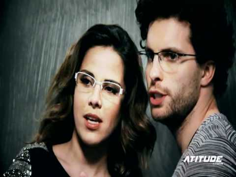 Making Of Atitude - Wanessa e Thiago Fragoso. GO Eyewear 72bf810789
