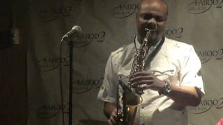 "Mike Burton feat Justin Gilbert on keys - ""Truth"" 5.1.2011 - ATLANTA - Taboo 2"