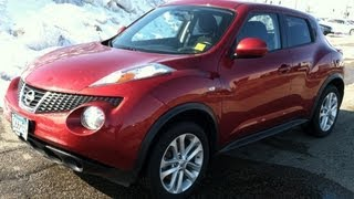SOLD 2011 Nissan Juke SV AWD at Mankato Motor Co. Mike Bidwell
