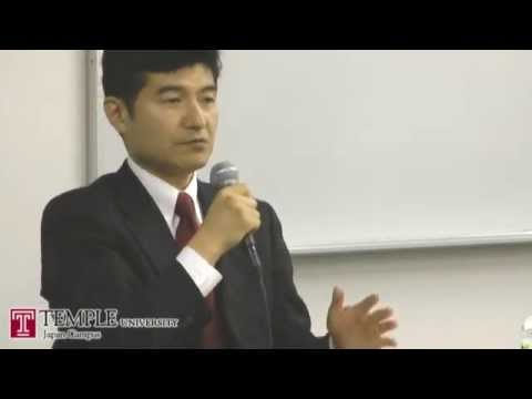 Public Lecture Video (4.18. 2014)  Myths and Realities of Japanese Security Policy