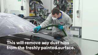How to rectify paint defects - Vehicle Repair Processes by 3M™