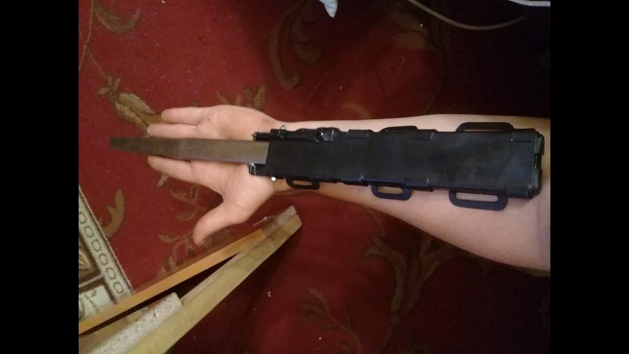 Как сделать скрытный клинок ассасина фото 638