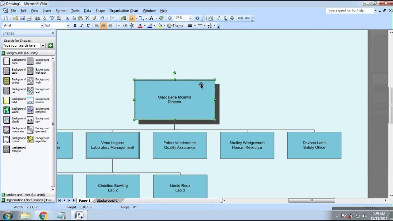 Cara membuat struktur organisasi di microsoft visio 2007 youtube cara membuat struktur organisasi di microsoft visio 2007 ccuart Gallery