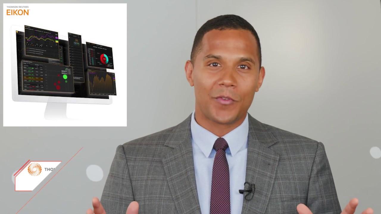Thomson Reuters' Eikon update - video