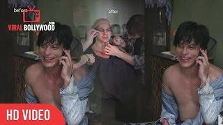 Making Of FAN  GAURAV Character  MakeUp  VFX  Shah Rukh Khan