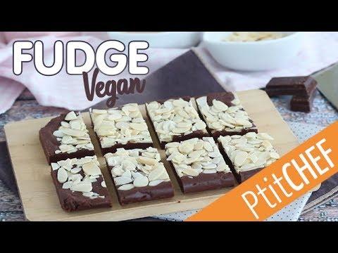 recette-de-fudge-au-chocolat-et-beurre-de-cacahuètes---vegan-et-sans-gluten---ptitchef.com